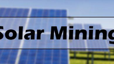 سولار ماینینگ Solar Mining