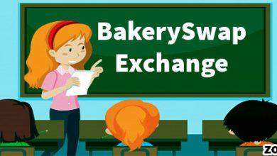 صرافی بیکری سواپ BakerySwap