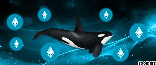 جا به جایی 800 هزار واحد اتریوم از سوی نهنگ ها