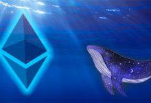 نهنگ ها دیگر تمایلی به فروش اتریوم ندارند