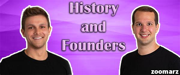 تاریخچه و بنیانگذاران ارز دیجیتال AUDIO
