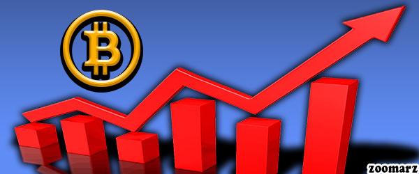 5 دلیل برای افزایش قیمت بیت کوین