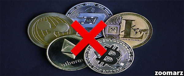 رمز ارز ها هیچ ارزشی ندارند