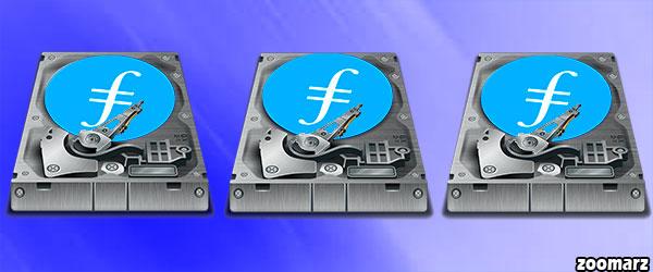 تجهیزات لازم برای استخراج فایل کوین Filecoin