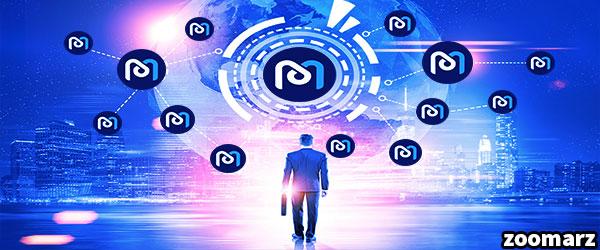 آینده ارز دیجیتال ام دکس MDX چگونه است؟