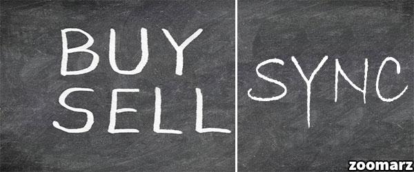 خرید و فروش ارز دیجیتال SYNC