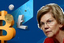 سناتور وارن: ارز های دیجیتال غیرقابل اعتماد و خطرناک هستند