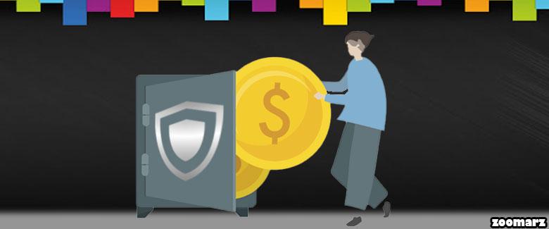 آموزش دریافت ارز در کیف پول گواردا Guarda Wallet