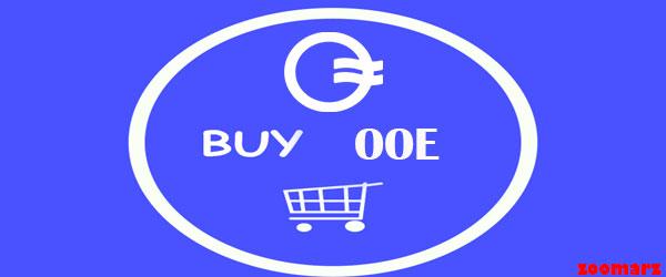 آموزش خرید ارز دیجیتال OOE