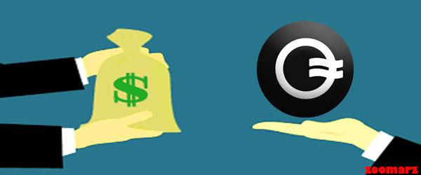 آموزش فروش ارز دیجیتال OOE