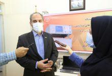 آزمایشگاه تجهیزات استخراج ارز های دیجیتال در دانشگاه صنعتی شریف
