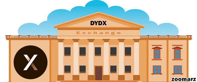 صرافی های پشتیبان کننده ارز دیجیتال DYDX