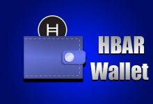 کیف پول های HBAR